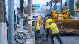 Remont ulicy 3 Maja w toku